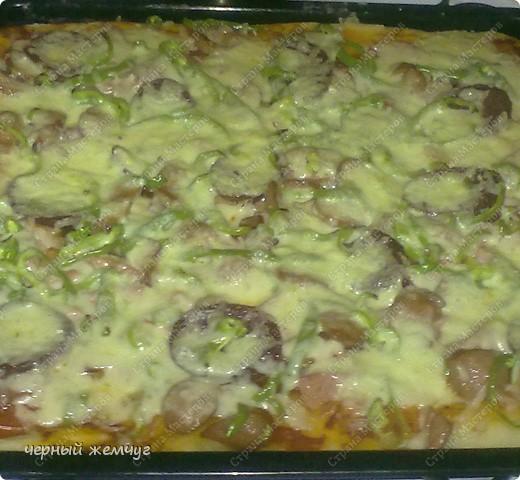 Любимая пицца моей семьи.  фото 2