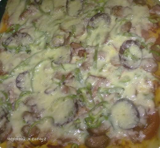 Любимая пицца моей семьи.  фото 1