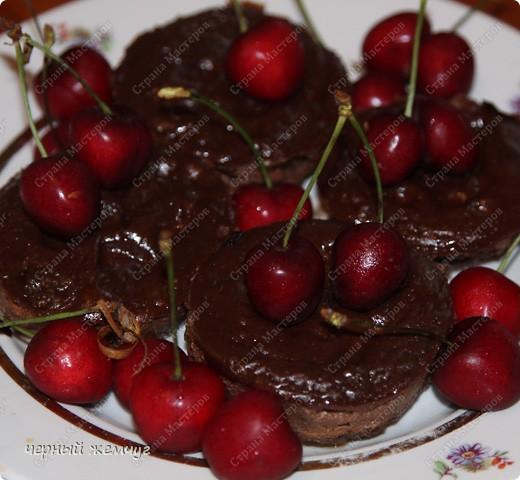 Шоколадный десерт фото 7