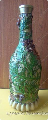 декор фисташками и листьями и цветами туи фото 2