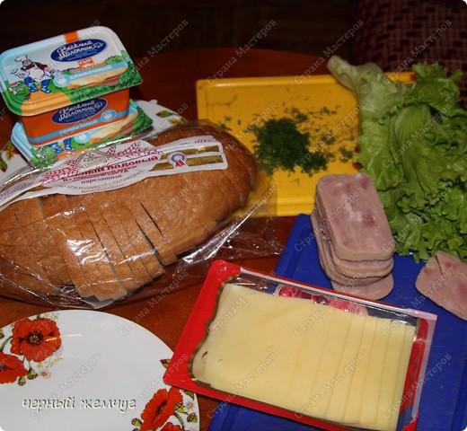 Бутерброды в дорогу для любимого сына. фото 2