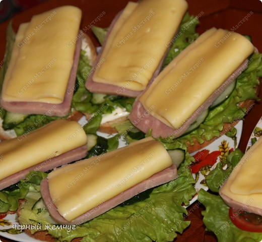 Бутерброды в дорогу для любимого сына. фото 8