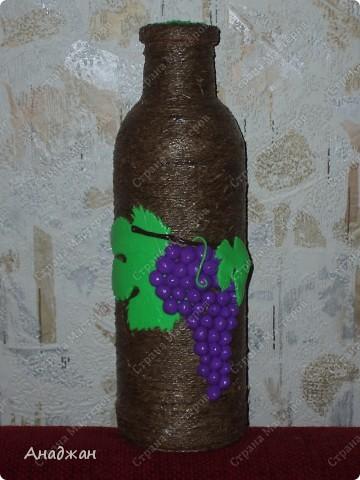 """Набор """"Букет"""" Дерево, стекло, рисовая карта, акриловая краска фото 13"""