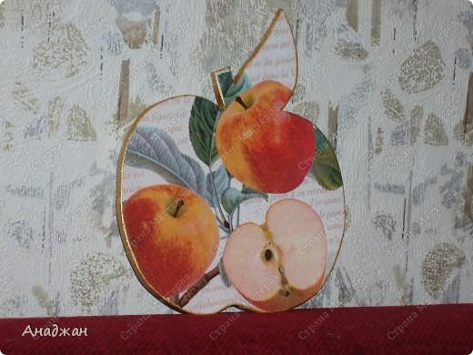 """Набор """"Букет"""" Дерево, стекло, рисовая карта, акриловая краска фото 19"""