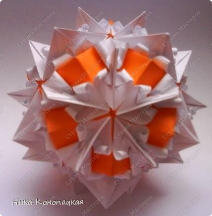 Name: Stone Flower  Designer: Tatiyana Vysochina Parts: 30+20 Paper: 6.5*6.5 cm Joint: glue фото 1