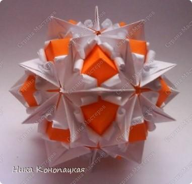 Name: Stone Flower  Designer: Tatiyana Vysochina Parts: 30+20 Paper: 6.5*6.5 cm Joint: glue фото 2