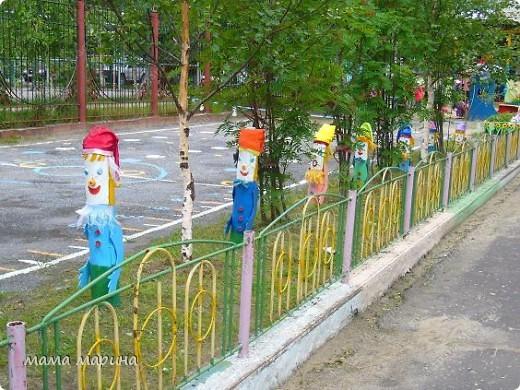 Работаю вот в этом детском саду . Сюда же и пойдёт моя дочка Машенька но это будет осенью, а пока пришли на экскурсию.  фото 10