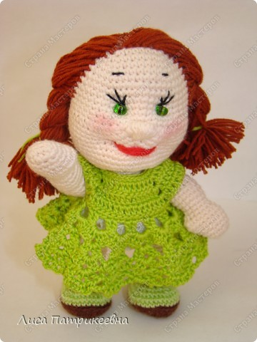 Куколка Дороти фото 1