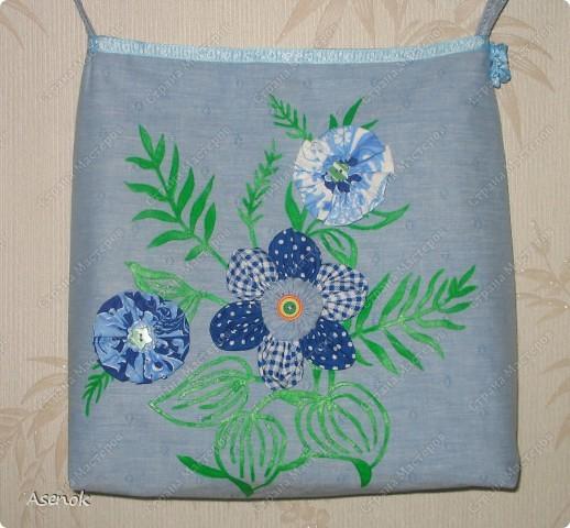 Заказали еще одну сумочку, родилась вот такая летняя красота :) фото 1