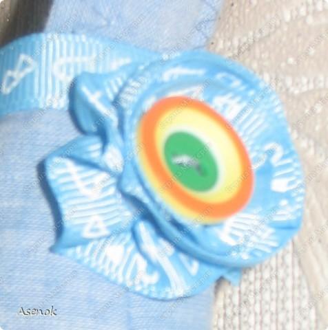 Заказали еще одну сумочку, родилась вот такая летняя красота :) фото 4