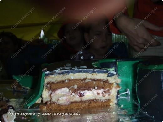 Здравствуйте, уважаемые гости :) Моим двойняшкам исполнилось 5 лет :) И решила я забабахать какой-нибудь необычный тортик :) И пренепременно с мастикой :) Вот что получилось: фото 16