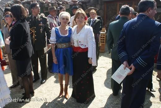 Вот такое украшение на шею и руку можно сделать в дополнение к русскому национальному костюму. фото 9