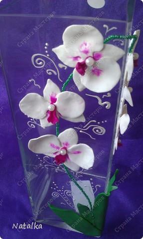 """Вот такая вот ваза для дня рождения у меня """"родилась"""". фото 3"""