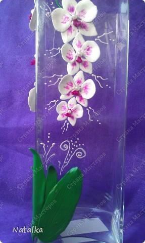 """Вот такая вот ваза для дня рождения у меня """"родилась"""". фото 4"""