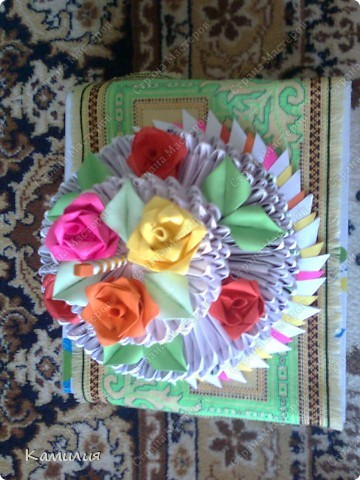 Наш тортик фото 2