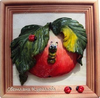 Вот и моё наливное яблочко созрело. Спасибо Марине Архиповой за сорт)))