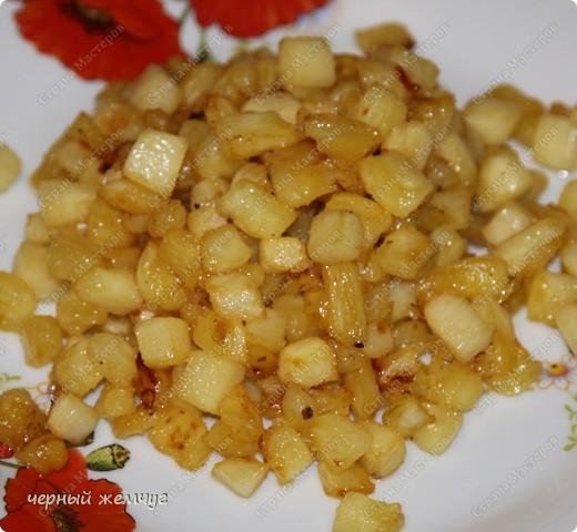 Горячий Камамбер с жареным ананасом фото 9