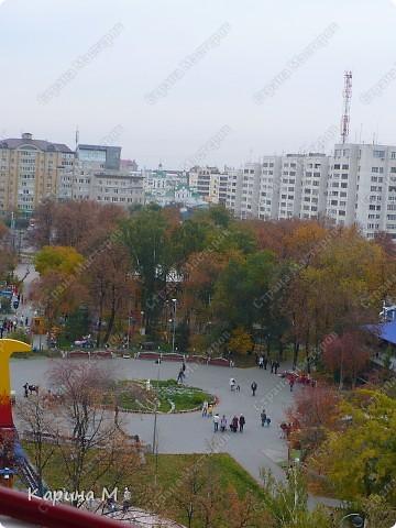 Фото сделаны прошлой осенью, с колеса обозрения фото 5