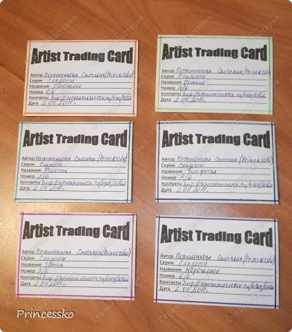 Хотите сладенького?? Моя первая серия из 6 карточек.Долго вынашивала идею..и вот, она осуществилась)) фото 2