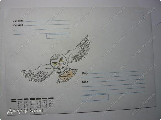 """Личико"" конверта фото 1"