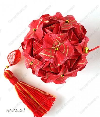 """Добрый день! На просторах интернета нашла замечательную книгу Kunihiko Kasahara  """"Origami 2 Geometrikus"""".  И имею честь представить вам три работы из вышеуказанной книги. http://narod.ru/disk/23107735000/Kunihiko%20Kasahara%20-%20Origami%202%20Geometrikus.pdf.html фото 1"""