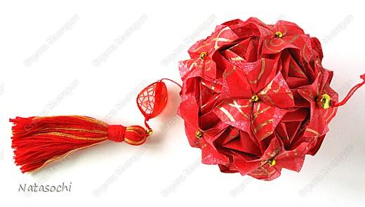 """Добрый день! На просторах интернета нашла замечательную книгу Kunihiko Kasahara  """"Origami 2 Geometrikus"""".  И имею честь представить вам три работы из вышеуказанной книги. http://narod.ru/disk/23107735000/Kunihiko%20Kasahara%20-%20Origami%202%20Geometrikus.pdf.html фото 2"""