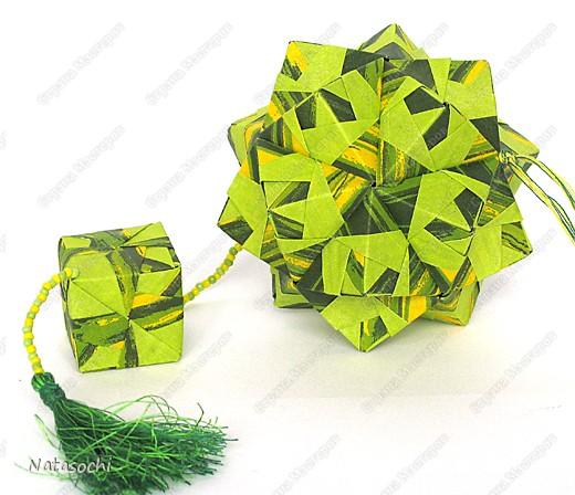 """Добрый день! На просторах интернета нашла замечательную книгу Kunihiko Kasahara  """"Origami 2 Geometrikus"""".  И имею честь представить вам три работы из вышеуказанной книги. http://narod.ru/disk/23107735000/Kunihiko%20Kasahara%20-%20Origami%202%20Geometrikus.pdf.html фото 6"""