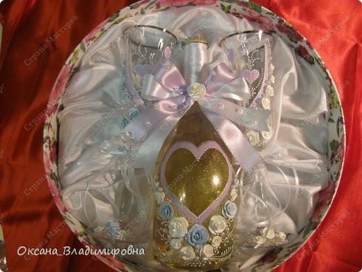 Свадебный набор. фото 3