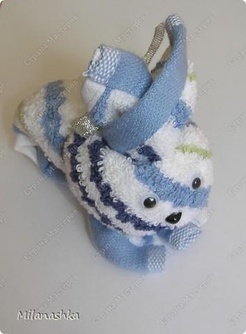 или оригами из полотенец 4