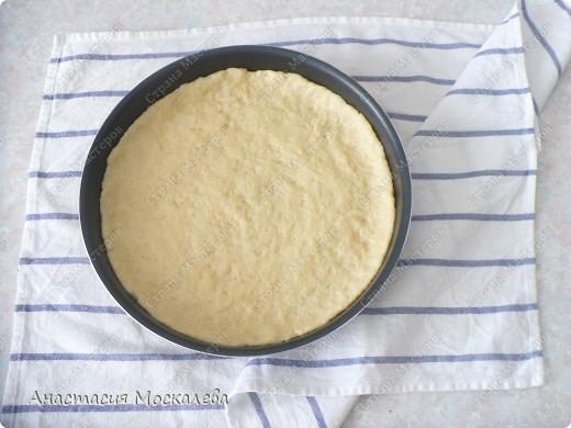У этого пирога лимонная начинка, а я еще люблю его делать со смородиновым вареньем. фото 2
