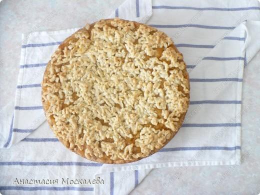 У этого пирога лимонная начинка, а я еще люблю его делать со смородиновым вареньем. фото 8