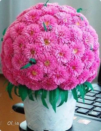 Цветущий горшочек фото 1