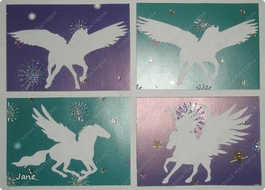 Пега́с в древнегреческой мифологии — крылатый конь, любимец муз. Если серия понравится, могу продолжить. фото 1