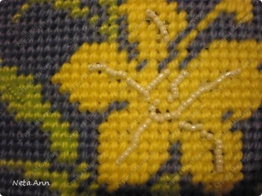 Вышивка крестиком. Этапы работы 70