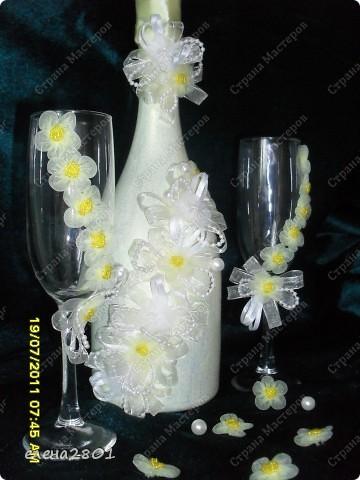 вот такой свадебный набор у меня получился.... фото 2