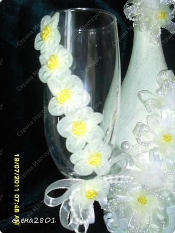 вот такой свадебный набор у меня получился.... фото 5