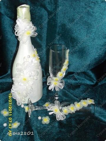 вот такой свадебный набор у меня получился.... фото 9
