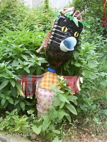 Вот такую- КАРКУШУ, мы всей семьей сделали в садик на участок. фото 13