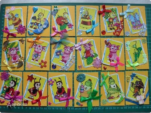 Первые 18 карточек большой серии.  Первыми выбирают кредиторы bibka, bagira1965, ЛеНкина, maniya, Пчелка Жужа, Vitulichka , если захотят. Следующая серия серьезней будет.  Сегодня тоже просила АТС, так что наверно многим должна.  Если кого забыла, напомните, пожалуйста.  фото 1