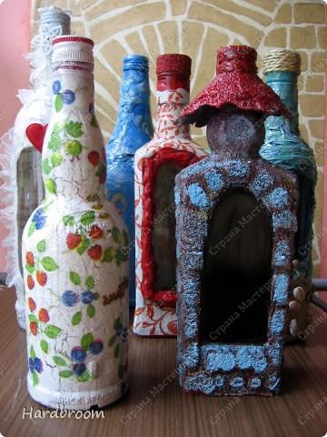 Мои бутылочки (часть 1) фото 1