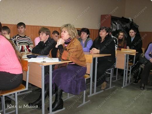 Знакомтесь - 11-А. Сейчас уже студенты, разлетевшиеся по свету. Фотографии из моего школьного архива за 2008 год. Тогда мы отмечали 70-летие Поэта. фото 4