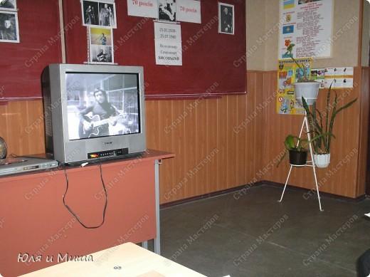 Знакомтесь - 11-А. Сейчас уже студенты, разлетевшиеся по свету. Фотографии из моего школьного архива за 2008 год. Тогда мы отмечали 70-летие Поэта. фото 3