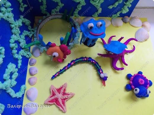 Пластилиновый осьминожек фото 12