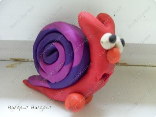 Пластилиновый осьминожек фото 4
