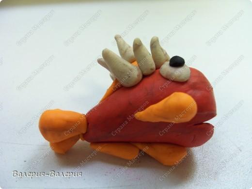 Пластилиновый осьминожек фото 6