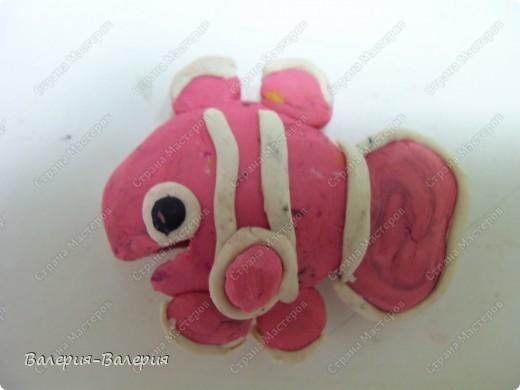Пластилиновый осьминожек фото 7