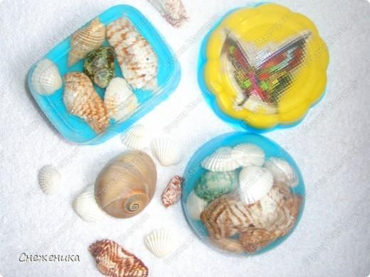"Мыло ""Лето...Море"" фото 2"