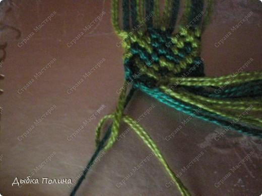 Как понимать схемы косого плетения. МК фото 40