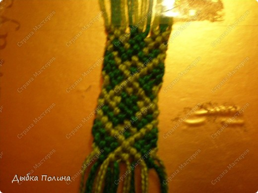 Как понимать схемы косого плетения. МК фото 45