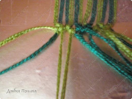 Как понимать схемы косого плетения. МК фото 35
